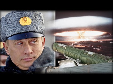 ALERT: RUSSIA JUST ADDED HUNDREDS OF NEW WARHEADS TO ITS NUCLEAR ARSENAL