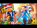 Minecraft: Pokemon X Y Z - O RECOMECO DO ASH-GRENINJA ( Serie nova ) #1