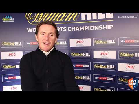 Sir AP McCoy on the William Hill World Championship and why he loves the darts