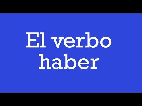 clases-de-ortografía---el-verbo-haber