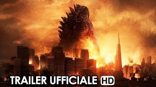 Godzilla trailer ufficiale italiano (2014) - gareth edwards movie hd