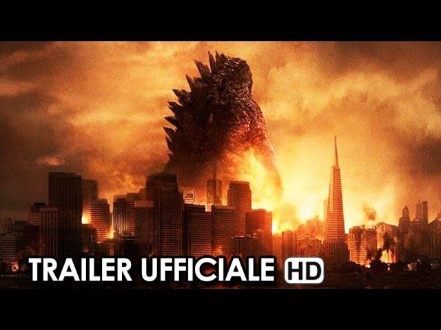 Godzilla Trailer Ufficiale Italiano (2014) - Gareth Edwards Movie HD