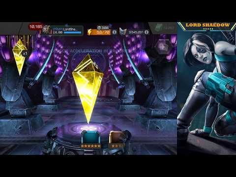 MCOC - Five Tries at Warlock and Two tries at Mysterio