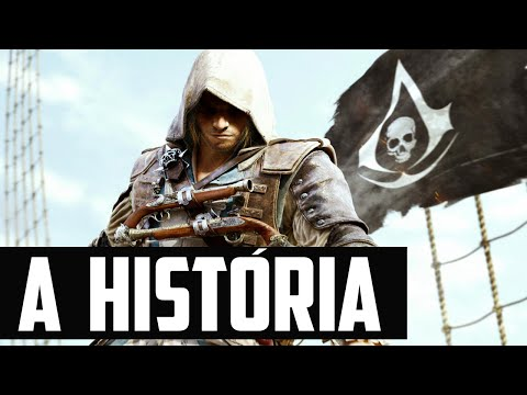 Sessão Spoiler - A História de Assassin's Creed 4: Black Flag