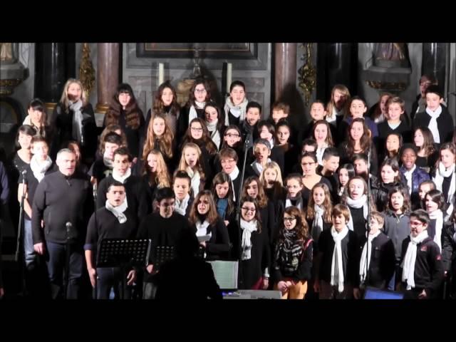 Saint Ursule - Pub Concert de Noël 2014