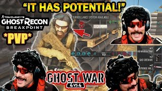 DrDisrespect Tries NEW PVP Mode in Ghost Recon Breakpoint! (PVP Multiplayer!)