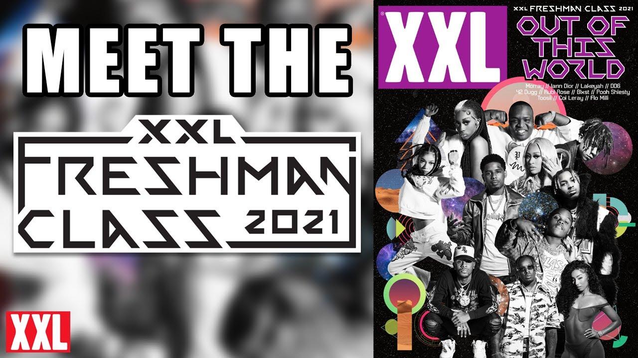 2021 XXL Freshman Class Revealed - Official Announcement