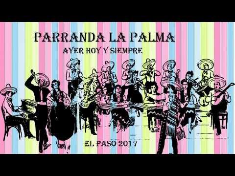 PARRANDA  LA PALMA EL PASO 2017