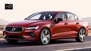 2019 Volvo S60 R-Design Sport Sedan Design Overview & Driving Footage HD