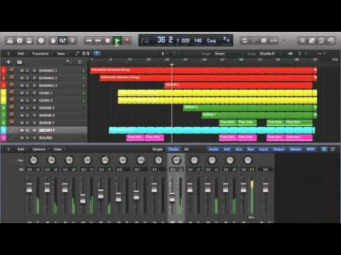 JUST PLAY GAMELAN | JAMPACK WORLD MUSIC | LOGIC PRO X COMPOSITION