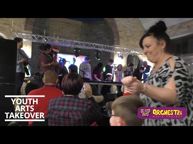 Youth Arts Takeover: Phase One