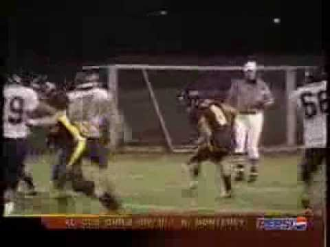 High School Football Hits Complitation Montage - YouTube