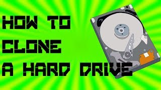 How to Safely Clone a Hard Drive! (2018 SUPER EASY)