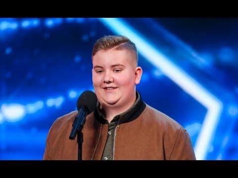 Kyle Tomlinson [Legendado] - Got Talent | Garoto volta anos depois e recebe o Golden Buzzer.