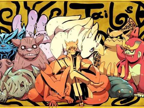 Naruto Tailed Beast Counting Song German Lyrics (Bijuu&Jinchuuriki)