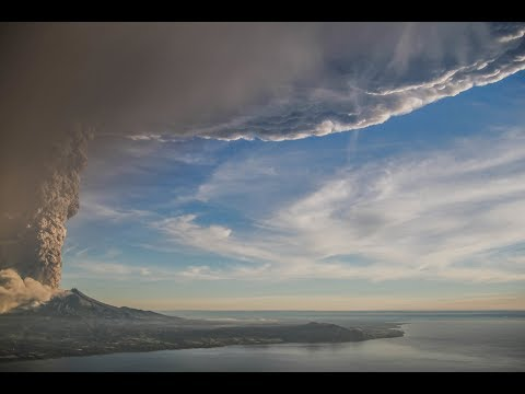 A Moment In...A Volcanic Eruption (Volcano Calbuco)