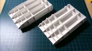 紙でラー・カイラムを作ってみた