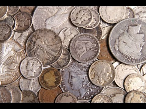 Top 10 Places You Didn't Think Of Looking For Silver Coins Or Rare Bank Notes!