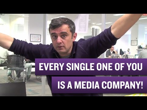 Every Single One of You is a Media Company