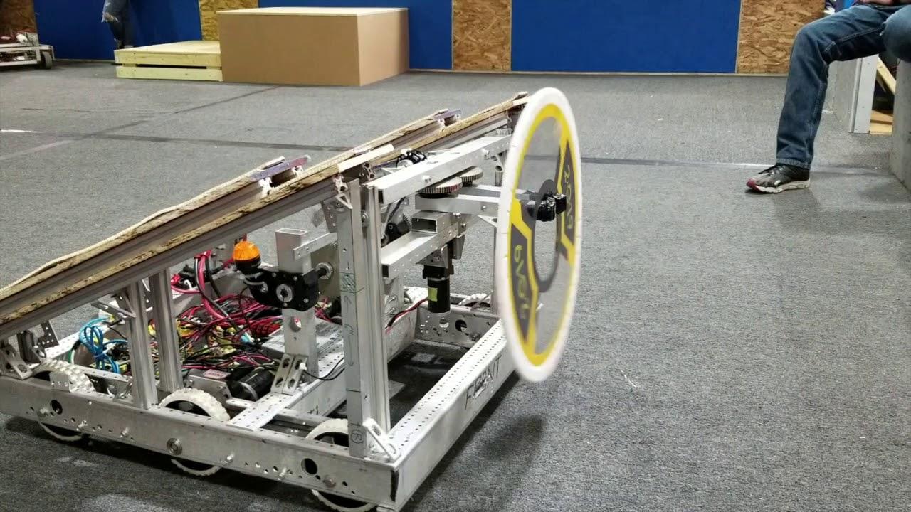 ri3d 2019 first destination deep space tesla robotics [ 1280 x 720 Pixel ]