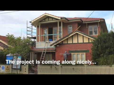 Extend a Home Project