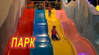 Парк развлечений для детей Энгри Бердс #531