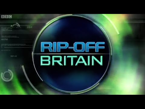BBC Rip Off Britain on Fracking and House Prices