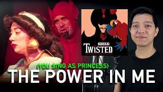 The Power In Me (Ja'Far Part Only - Karaoke) - Twisted