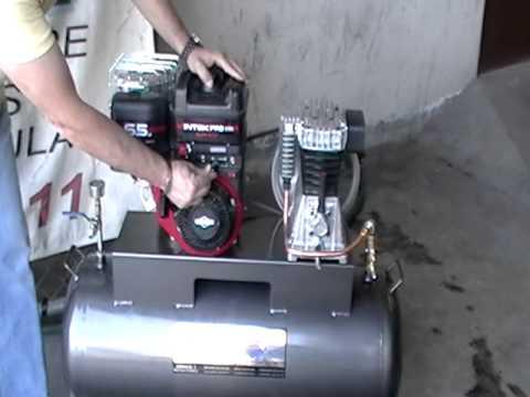 Compresor Gasolina 6hp 108l Michoacán MX thumbnail
