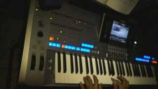 Tyros 5 - Will you be there (Instrumental) Cover
