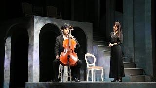 「エンタステージ」http://enterstage.jp/ 東出昌大の初舞台となる『夜...