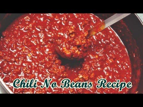 Chili No Beans Recipe Easy Supper Ideas