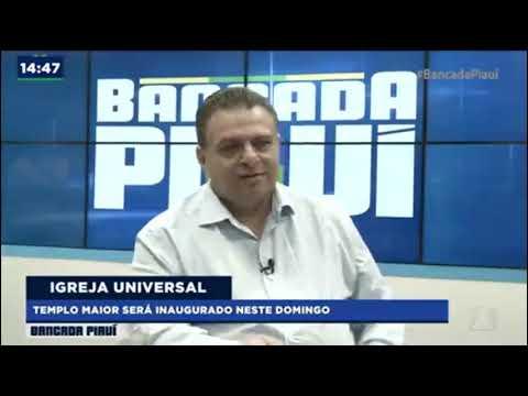 Gessivaldo Isaías - Entrevista Bancada Piauí da Tv Antena 10 dia 26/12/2019