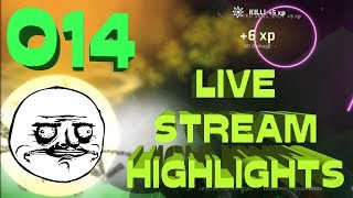 TIME TO PLAY THE GAME   Livestreamhighlights #014 [119-126]
