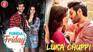 lesser Known Facts About Kartik Aaryan-Kriti Sanon's 'Luka Chuppi'