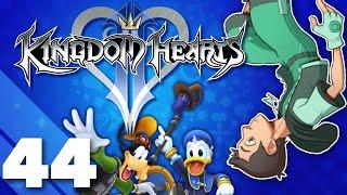 Kingdom Hearts II - #44 - Hard Mode/Easy Mode - Story Mode