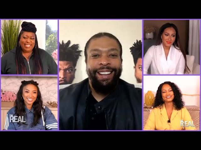 Full Interview: Comedian DeRay Davis Chats With Us About His TV Series 'Snowfall'