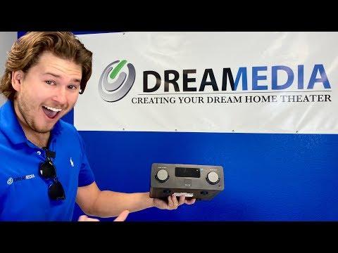 SVS Prime Wireless SoundBase 300 Watt Hifi Amplifier?