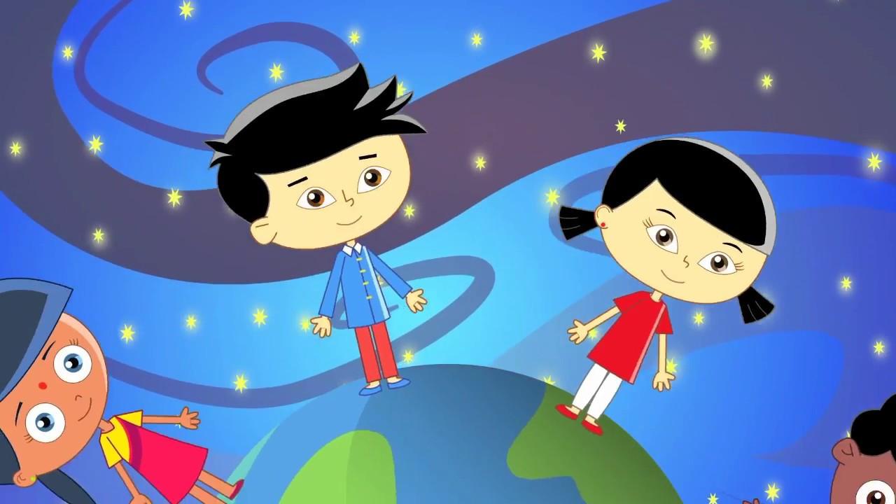 Suntem uniti - Cântece pentru copii Paradisul Vesel TV