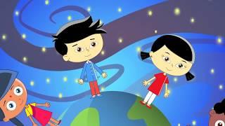 Suntem uniti - Cantece pentru copii Paradisul Vesel TV