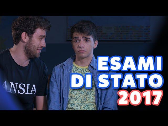 ESAMI DI STATO 2017  (SE I TUOI SENTIMENTI PARLASSERO) - NIRKIOP