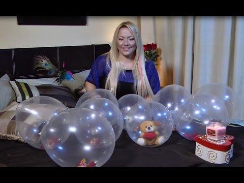 Globos con sorpresa youtube - Sorpresas romanticas para tu novio ...