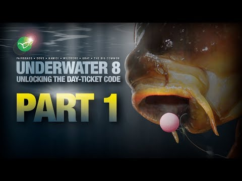 Korda Underwater 8 FULL DVD Part 1 | Carp Fishing
