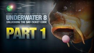 Korda Underwater 8 FULL DVD Part 1 | Carp Fishing