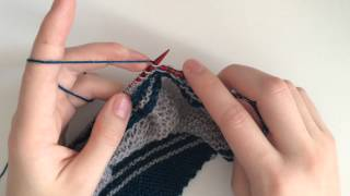 Learn How to Knit Faster with Continental Knitting
