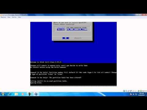 openpctv installation - YouTube