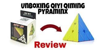 Unboxing Qiyi Qiming Pyraminx