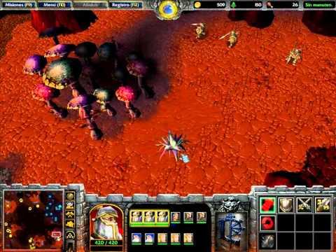 Warcraft 3 Campaña Renacer de los Muertos