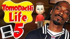 TOMODACHI LIFE # 05 ★ Chillen mit Snoop Dogg! [HD]