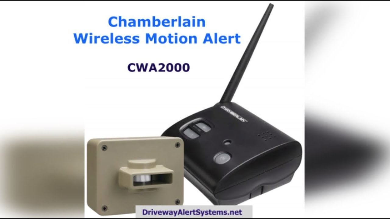 Wireless Driveway Motion Alert Wire Center Blogspotcom 2012 04 Howtomakelongdurationtimercircuithtml Chamberlain Cwa2000 Rh Youtube Com Alarm System
